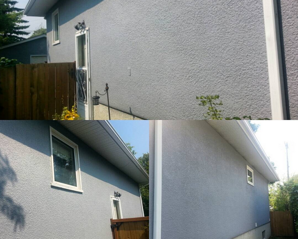 exterior bungalow paint job
