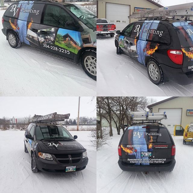 Beautiful wrap from Adhere Graphics,  its a treat when one of the absolute best vehicle wrapers in the whole world is a Manitoban.